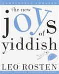 The New Joys of Yiddish: Completely Updated