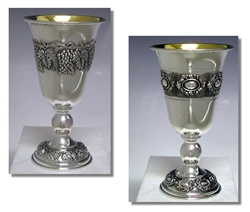 Sterling Wine Goblet