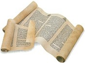 Megillat Esther Scroll