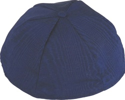 Bulk 6-Panel Moire Kippot - No Imprinting