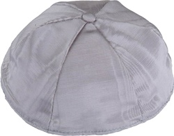 Bulk 6-Panel Moire Kippot - with Custom Imprinting