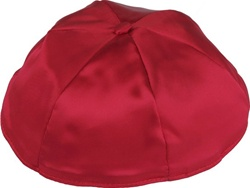 Bulk 6-Panel Satin Kippot - with Custom Imprinting