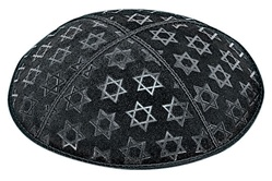 Bulk Blind Embossed Kippot - No Imprinting