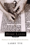 Home Lands: Portraits of the New Jewish Diaspora