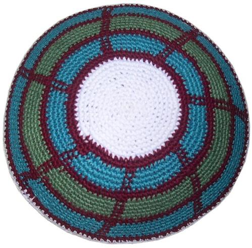 Knit Kippah All Judaica