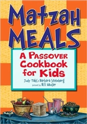 Matzah Meals, A Passover Cookbook for Kids