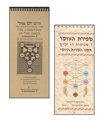Spiritual Guide to the Counting of the Omer
