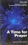 A Time of Prayer:  A Selection of Psalms for Livelihood Gratitude and Repentance