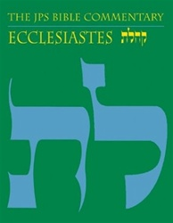 JPS Commentary: Ecclesiastes
