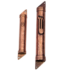 Copper Mezuzah