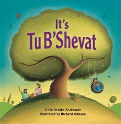 It's Tu B'Shevat