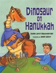 Dinosaur on Hanukkah