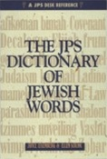 The JPS Dictionary of Jewish Words