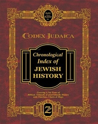 Codex Judaica - Chronological Index of Jewish History