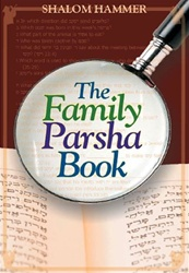 The Family Parsha Book