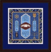 Bar Mitzvah Blessing - Twelve Tribes