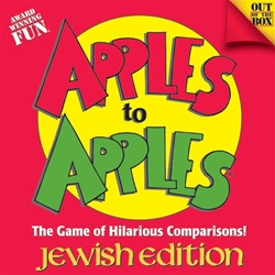Apples to Apples - Jewish Edition