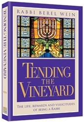 Tending the Vineyard - The Life, Rewards and Vicissitudes of Being a Rabbi