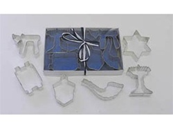Jewish Holiday Cookie Cutters - Large Box