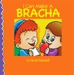 I Can Make a Bracha Board Book