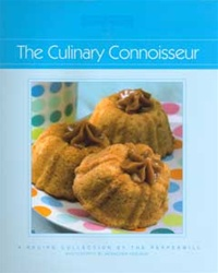 The Culinary Connoisseur- Kosher Cookbook