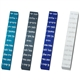 Aluminum Mezuzah with Shema Prayer