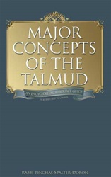 Major Concepts of the Talmud: An Encyclopedic Resource Guide, Volume 1: Alef to Gimmel