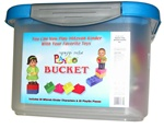 Mitzvah Kinder Play n Go Bucket