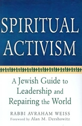 Spiritual Activism: A Jewish Guide to Leadership and Repairing the World