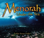 Menorah Under the Sea by Esther Susan Heller