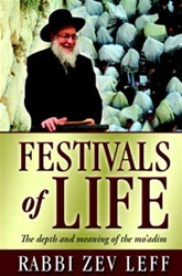 Festivals of Life: The Depth and Meaning of the Moadim