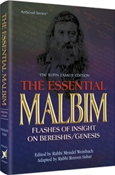 The Essential Malbim: Flashes of Insight on Torah