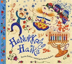 Hanukkah Haikee( hardcover) by Harriet Ziefert