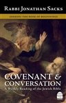 Covenant and Conversation by Rabbi Jonathan Sacks