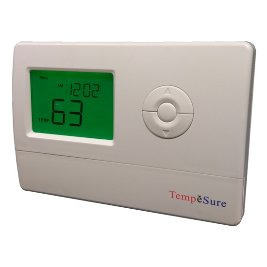 TEMPESURE 2H/2C PROGRAMMABLE THERMOSTAT, TESPR22