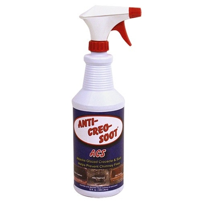 ACS Anti-Creo-Soot Spray Quart Bottle