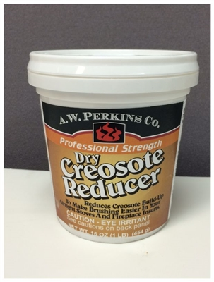 AW Perkins Chimney Creosote Remover for Air Tight Stoves & Fireplaces Sprinkle On #180