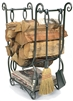 Minuteman Country Woodholder w/ Tools LCR-07
