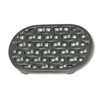Minuteman Cast Iron Oval Lattice Trivet TWI-04