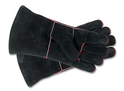 Minuteman A-12B Suede Hearth Gloves