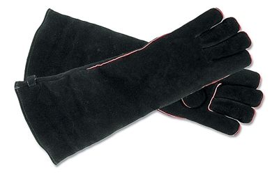 Minuteman A-13B Suede Hearth Gloves