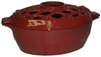 John Wright Apple Red LatticeTop Steamer 031674