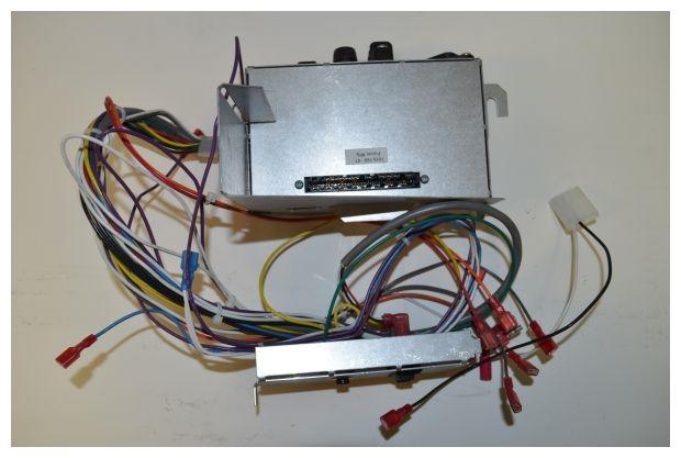 Quadrafire Santa Fe Insert Wire Harness  Junction Box 7019
