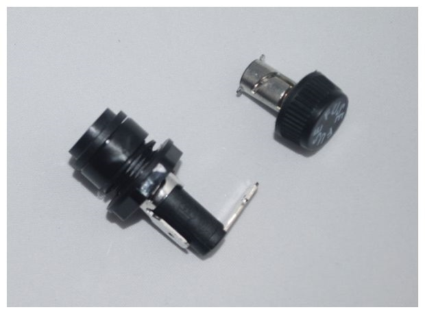Quadrafire Junction Box Fuse Holder 812-0401 on