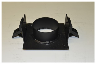"Quadra-Fire 1200i Top Vent Adapter 3"" 811-0660"