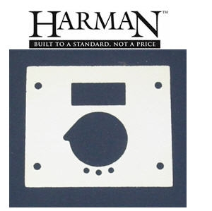 Harman Gasket-Wafer Burnpot 3-44-724115