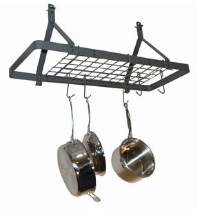 Enclume MPR 02 Rectangular Pot Rack
