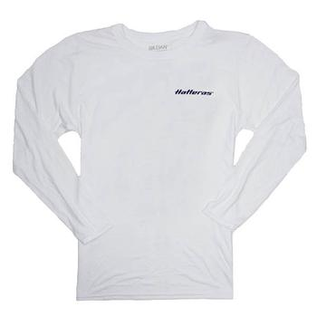 Legendary L/S Tee - White