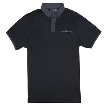 Rhodes Polo - Black / Graphite