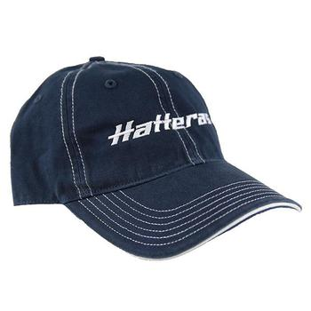 Washed Sandwich Cap - Navy